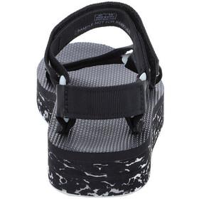Teva Midform Universal Glow Sandals Women black